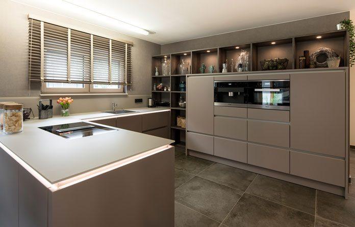 Der Trend des modernen Zeitalters lautet: Smart Kitchen. (Foto: FingerHaus)