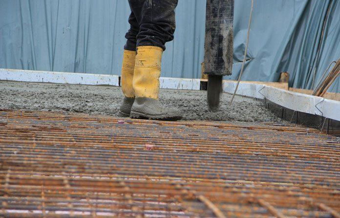 fingerhaus-fertighaus-beton-für-bodenplatte