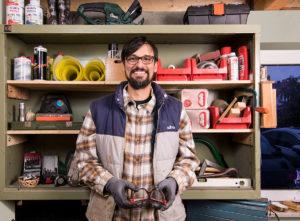Die Werkstatt: Hier kann sich der Hausherr selbst verwirklichen. (Foto: FingerHaus)