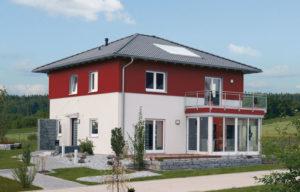 Musterhaus MEDLEY 3.0 in Nürnberg. (Foto: FingerHaus)