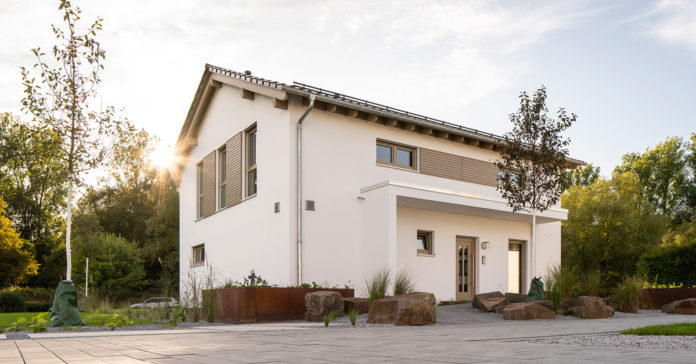 Häuser mit QDF-Siegel sind sicher und komfortabel vom ersten Tag an. (Foto: FingerHaus)