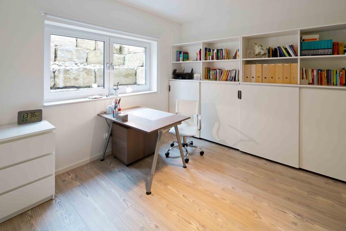 Wohnkeller - Wohnräume im Keller stehen denen im Erd- oder Obergeschoss in nichts nach. (Foto: FingerHaus)