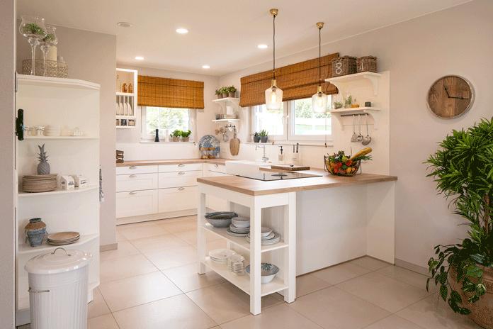 Küchentrends 2021 (Foto: FingerHaus)